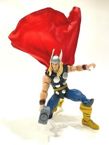 PB-C-THOR: Red Wired Cape for Marvel Legends 80th Anniversary Thor (No Figure)
