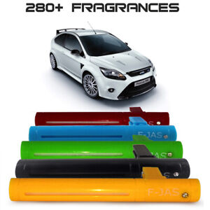 Car Freshener Vent Clip with 10ml Refill, 5 Colors for Ford Focus ST RS Fiesta