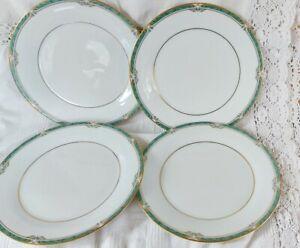 Noritake Glenabbey set of four Salad Plates (21cm)