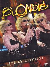 DVD * BLONDIE-Life by request # NOUVEAU neuf dans sa boîte