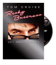 Risky Business (DVD, 2012): Tom Cruise, Rebecca De Mornay