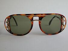 Cazal Vintage Eyeglasses - NOS - Model 875- Col. 755 - Gold & Amber