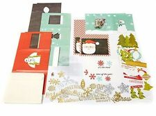 On Sale! We R Memory Keepers Fuse Holiday Card Bundle 2B35H