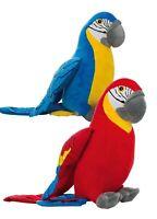 Peluche Pappagallo Ara H 55 cm macaw parrot plush perroquet