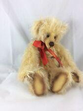 "Artist Made Mohair Bear ""Peanut"" by Janet Podell"