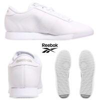 Reebok Classic Princess Shoes Sneakers White J95362 SZ 4-12.5