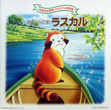 Rascal - Nippon Animation - OST 2 CDs intégrale - RASCAL IL MIO AMICO ORSETTO