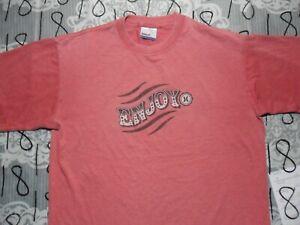 Large Enjoy Hurley Brand  T Shirt