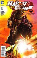DC Comics Harley Quinn #26 Batman V Superman Variant New 52 Free UK Postage