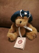 Boyds Bear The Head Bean Collection 2005 Hallmark Beauty precious New 8""