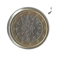 PORTUGAL 2002 1 EURO SUP