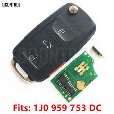 Car Remote Control Key Fob for VW/VOLKSWAGEN Beetle CC EOS GTI Golf Passat Jetta