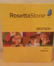 Rosetta Stone German Level 3