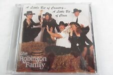 CD - THE ROBINSON FAMILY Little Bit of Country Little Bit of Class, Owenton, KY