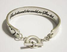 Premier Designs Jewelry Inner Strength Cuff Bracelet RV$48