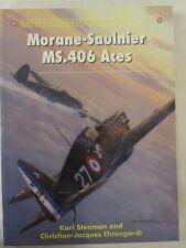Osprey Aircraft of the Aces 121: Morane-Saulnier MS. 406 Aces