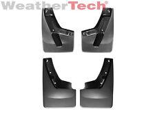 WeatherTech No-Drill MudFlaps for Suburban / Yukon / Yukon XL Front/Rear Set