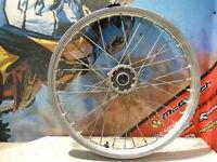 2002 HONDA CRF 450 front wheel (G) 02 CRF450