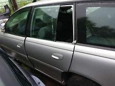 Orig. Opel Omega B Caravan Beifahrertür Tür HL Starsilber II Z147 Schlachtfest