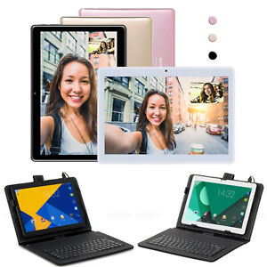 XGODY 10 inch Android 7.0 Tablet PC 1+16GB Dual SIM Quad-Core GPS Bluetooth UK