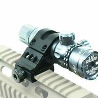 """1"""" Offset Scope Ring with 20mm Rail Mount for Scopes / Laser / Flashlight"""