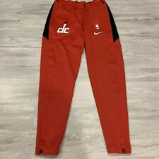 Nike Washington Wizards DC Nike Red Therma Flex Showtime Mens Pants LG Tear Away