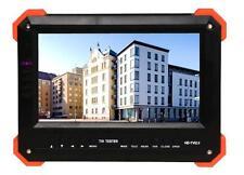 """HD-TVI CCTV Test Monitor 7"""" LCD Supports HD TVI,CVBS,HDMI,VGA,CVBS 12V External"""