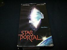 Star Portal VHS Science Fiction Steven Bauer 1997 New Horizons Home Video