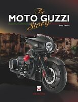 The Moto Guzzi Story 3rd edition Ian Falloon author signed 1921 to 2018