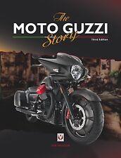 The Moto Guzzi Story 3rd edition Ian Falloon author signed 1921 to 2018