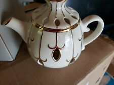 Nib Partylite Teapot Candled Holder