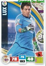 102 GERMAN LUX ARGENTINA RC.DEPORTIVO CARD ADRENALYN LIGA 2016 PANINI