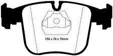 DP3870C Pastillas Freno EBC Redstuff para BMW MASERATI 840 850 4wdporte