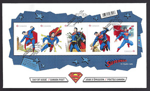 Canada   # 2677  SS       SUPERMAN       Brand New 2013 Unaddressed Issue