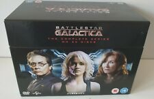 Battlestar Galactica - The Complete Series (25-Disc) DVD Box Set