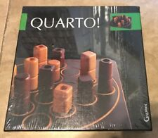 Vintage 1991 Quarto Gigamic Board Game NEW factory sealed Puzzle Strategy game