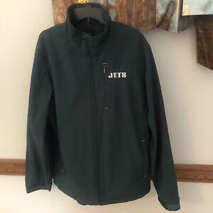 Soft Shell Jacket NY Jets NFL Green L