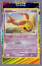 Korillon - Platine:Vainqueurs suprêmes - 98/147 - Carte Pokemon Neuve Française