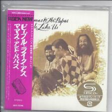 The MAMAS & The PAPAS People Like Us JAPAN mini lp cd SHM papersleeve NEW