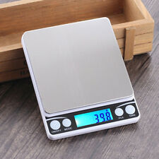 New Kitchen Digital Scale 3kg/0.1g Household High-precision Scales LCD Display