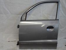 Hyundai Atos 1998  Türe vorne links, silber Scheibe, Schloß, Türaußengriff  Tür
