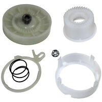 HQRP Cam Clutch Kit for Maytag 4KM 7MM MAT MVW Series Washer Drive Pulley