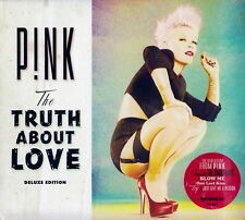 P! NK (rosa): Truth About Love-Deluxe Edition/CD