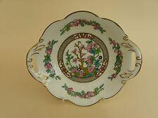 Coalport, The Indian Tree , Bone China Handled Shallow Dish.