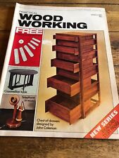 March Practical Woodworking Magazines In English For Sale Ebay