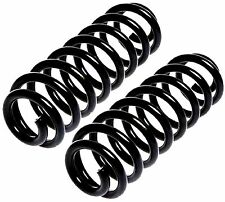 2x Skoda Felicia Pickup Rear Coil Spring 1.3 1.6 1.9D Suspension 1997-2004