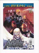 Secret Avengers #1  - Marvel Comics - 2010,