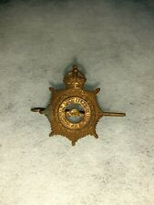 Vintage Wwi Canadian Army Service Corps Cap Badge Canada
