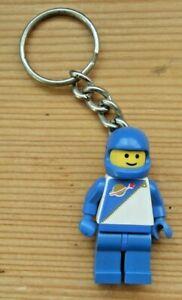 EXTREMELY RARE LEGO KEYCHAIN FUTURON 1987 BLUE KC010