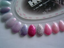 Hollywood Nails UV-Gel Diamond & Glitter 10 ml Nr.181